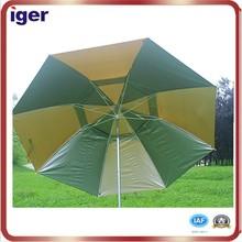 advertising personalized standard size beach umbrella