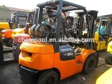 Toyota diesel forklift 3 ton for sale, 6FD30, 7FD30, 8FD30, toyota forklift