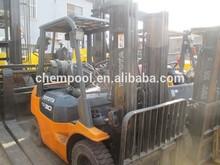 Toyota diesel forklift 3 ton for sale, 6FD30, 7FD30, 8FD30, used toyota forklift