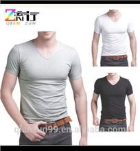2015 New Custom High Quality Hot Sale Summer T-shirts / Great Fashion Men's Sports T-shirt Wholesale