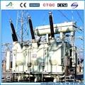 132kv trifásico de potencia de uso toroidal transformador de tension constante 400 kva