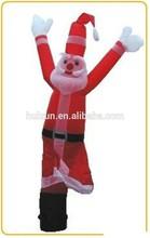 Santa Claus model advertising inflatable sky dancer on sale