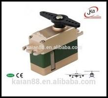 Whole sale and facotry price Digital Torque Coreless Titanium Gear Servo