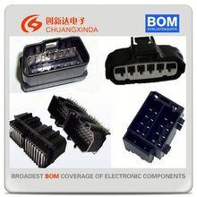 (Connectors Supply)3A FASTON CONNECT FLANGE MOUNT 3EC1
