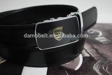 Porsche Dress Leather Belt with No Hole (A5-150301)