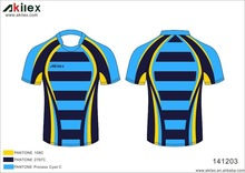 2015 latest high quality sublimated rugby practice