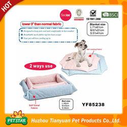 Soft Towel Fabric Two Ways Use Cool Pad Dog