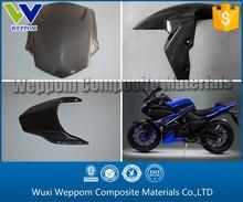 Motorcycle Carbon Fiber Car Body Parts