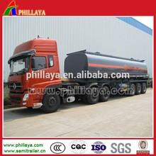 China Manufacturer Fuel Tanker/Oil Diesel Transport Semi Truck Trailer