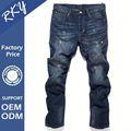 Mais recente projeto impresso eco- friendly jeans de marca famosa nomes