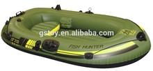 inflatable pontoon fishing boat