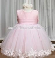 baby birthday party tutu dress floor length flower girl dresses for weddings kids pageant dresses for little girls