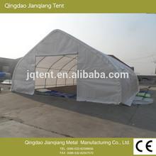JQR3040 PVC COVER steel frame storage PEAK shelter