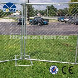 Hot Sale Professional Made Cheap Galvanized Decorative Garden Metal Fence