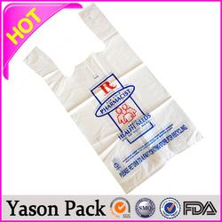 Yason dog bag pack poly bags t wicket printed pe bag