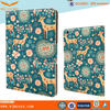 2015 New style flip leather cases for ipad air with high quality