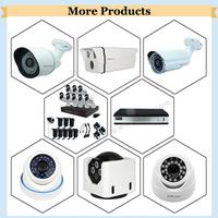 CCTV camera box 1.3 megapixel camera with good price