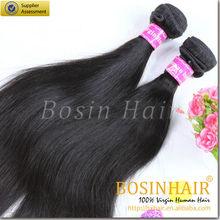wholesale cabelo humano baratos de 1 kg bulk straight hair