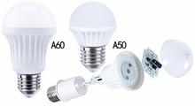 2015 outrace led bulb led tube plastic cheap price bulk bulb plastic 3W 5W 7W 9w