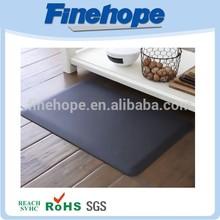 Rubber kitchen cutting gel floor mats