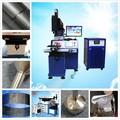 2015 YAG láser automático de soldadura piezas máquina busca de agentes para distribuir nuestro producto con ce