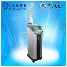 10600 nm co2 laser for sun damage skin repair