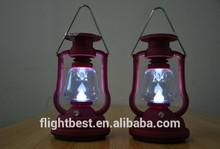 solar hand crank lantern lamp with 7 LED to Jordan