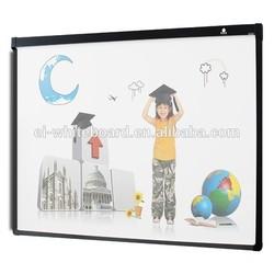 Modern educational technologies multimedia presentation equipment smart board for vivid teaching