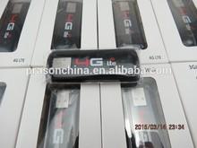 ZTE MF820 4G LTE Modem 100Mbps PK huawei E398 WIFI wireless unlocked LTE band(1800/2100/2600) new arrivals