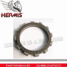 OEM Non asbestos Clutch disc, Motorcycle Clutch disc for SUZUKI Burgman 650 Exec(2012)