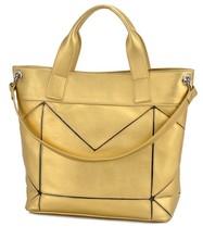 Classic Fashion Stylish Old Lady Satchel Tote Bag Shoulder Handbag With Shoulder Strap