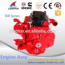 Bus engine ISB3.9 - 140E40A 4 Cylinder 250cc Engine Sale