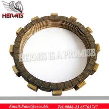 OEM Non asbestos Clutch disc, Motorcycle Clutch disc for Honda CBR600RR
