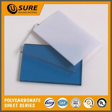 uv coated waste polycarbonate for interior decoration