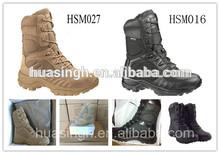 military elite force tactical gear Bates unique design tan/black army boots for assault