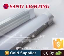 High brightness led tube 24w 1500mm led xxx animal video tube