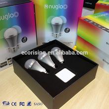 Smartphone APP WIFI Control RGBW E27 LED Bulb Lamps Lighting