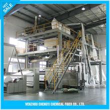 pp spunbond nonwoven fabric machines