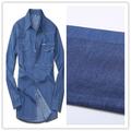 Venta al por mayor 5 oz de algodón spandex tela de mezclilla