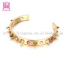 decorative spike bracelet jewelry for men