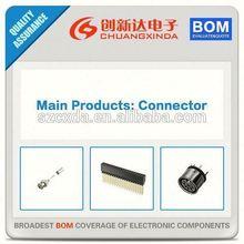 (Connectors Supply) FI-JP50S-VF10-R3000 0.25MM 50POS FINE COAX RECEPT