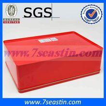 big tin box, NO.2823 most popular metal cigarette tin box with sliding lid