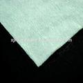 geotextil no tejido de la tela