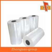 High quality water proof heat sensitive customizable transparent LDPE shrink film