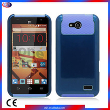 High Quality Hot Selling Plastic Cover Made In China Smartphone Case 2 Tone Hybrid Cell Phone Case For ZTE Speed N9130