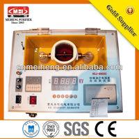 MEIHENG High Efficient Transformer Oil tester for testing insulating oil serie/used oil recycling equipment/used oil recycling
