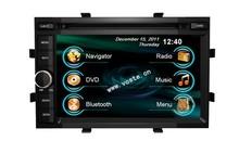 2 Din In-dash Car stereo radio/dvd/gps/mp3/3g multimedia system for Chevrolet Cobalt S7120CC