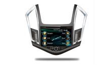2 Din In-dash Car stereo radio/dvd/gps/mp3/3g multimedia system for Chevrolet Cruze 2013