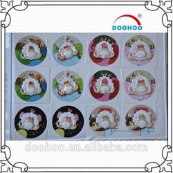 travel souvenir 3d soft pvc fridge magnet for promotional gift