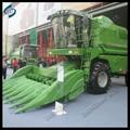 Modern equipamentos agrícolas colheita silagem de milho coleta